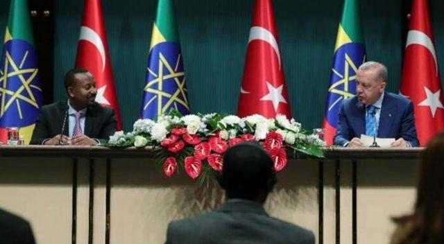 Cumhurbaşkanı Erdoğan duyurdu: Hepsi devredildi