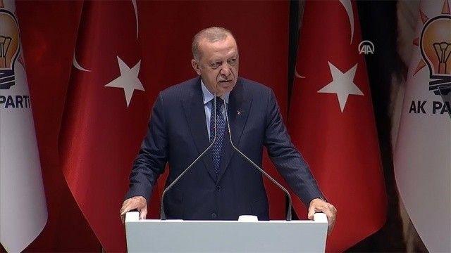 Cumhurbaşkanı Erdoğan: Merkez Bankası rezervleri 115 milyar doların üzerine çıkacak