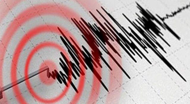 Datça açıklarında 4,6 büyüklüğünde deprem oldu