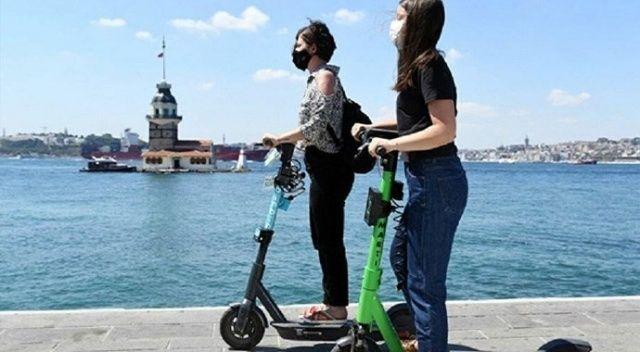 Dubai'den Türkiye 'scooter' pazarına  giriş yaptı