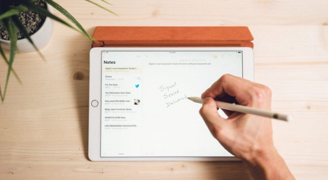 En popüler tablet Apple