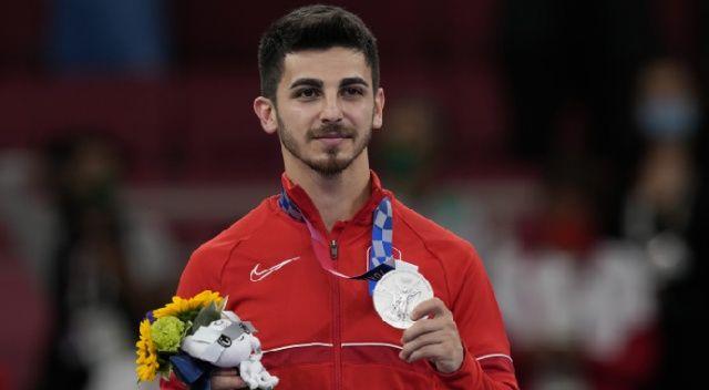 Eray Şamdan Tokyo'da gümüş madalya kazandı