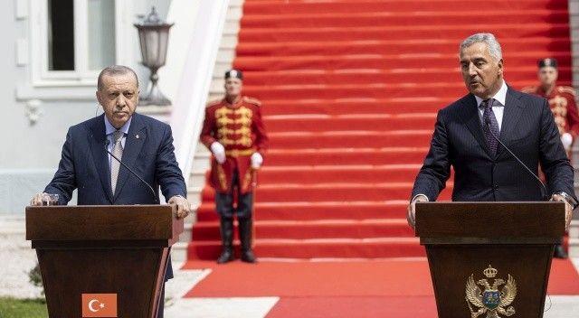 Erdoğan'dan Balkan mesajı: Tarihten gelen bir sorumluluğumuz var
