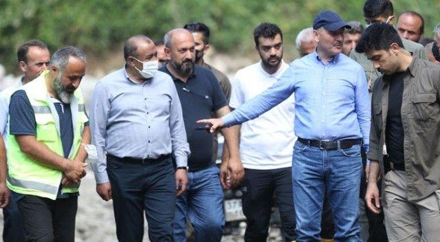 Erdoğan'dan talimat: Sahada olun halkı dinleyin
