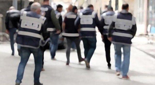 FETÖ'nün 'mahrem hizmetler' yapılanmasına 41 gözaltı