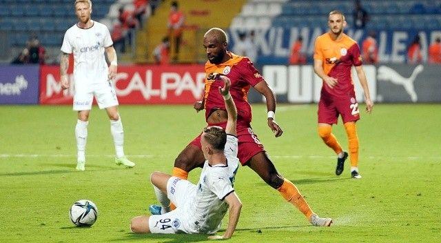 Galatasaray Kasımpaşa ile 2-2 berabere kaldı