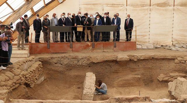 Göbeklitepe'nin tarihi birkaç bin yıl geride