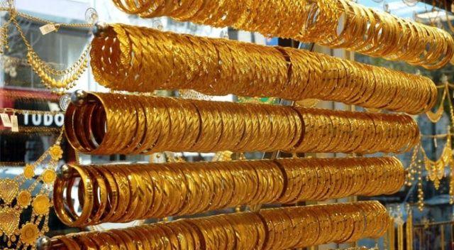 Gram altın 483,20 lira  oldu