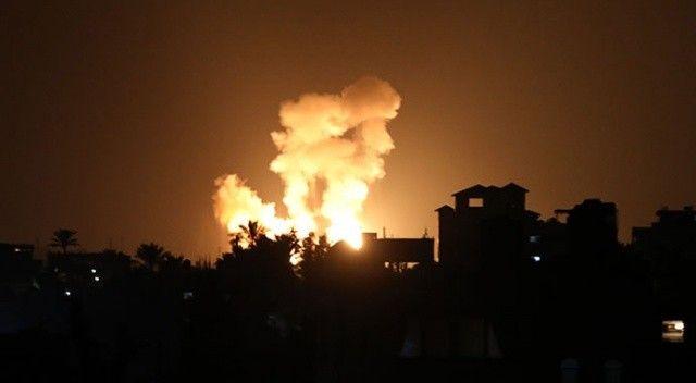 İsrail güçlerinin Batı Şeria'da açtığı ateş sonucu Filistinli bir çocuk hayatını kaybetti