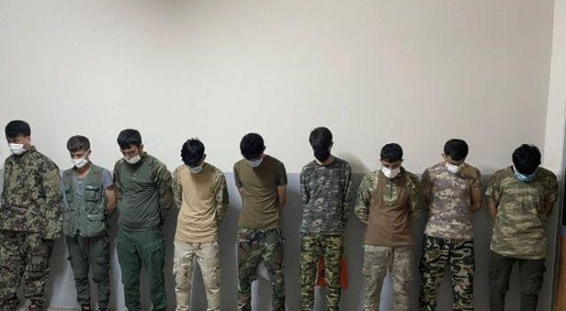İstanbul'da asker kıyafetiyle dolaşan Afgan göçmenler yakalandı