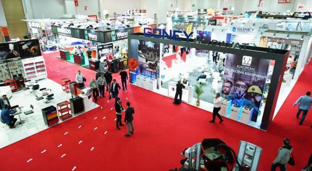 İstanbul Hırdavat Fuarı'nda alan satışları sürüyor
