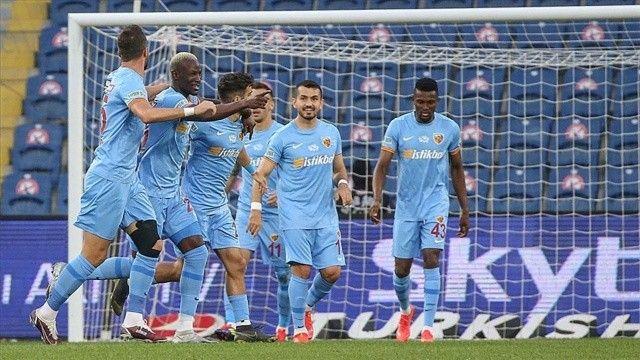 Kayserispor sezonun ilk galibiyetini aldı