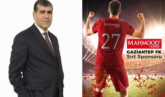 Mahmood Coffee Gaziantep Futbol Kulübü'ne sponsor oldu