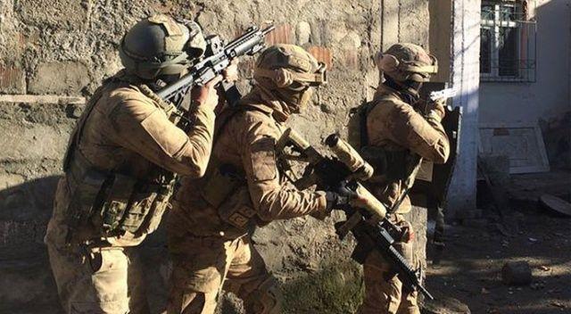 Mardin'de terör operasyonu: Sokağa çıkma yasağı ilan edildi
