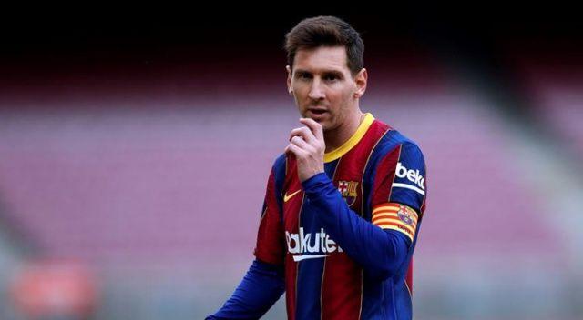 Messi, Barcelona'dan ayrıldı