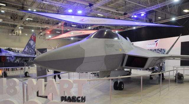 Millî muharip uçağı  2023'te hangardan çıkıyor
