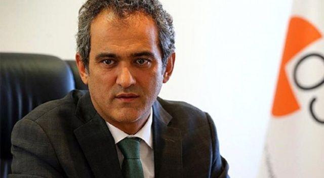 Milli Eğitim Bakanlığı görevine Mahmut Özer atandı