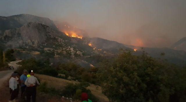 Orman yangınları 3 ilde sürüyor