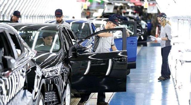 Otomotivde ihracat 2 milyar dolar oldu