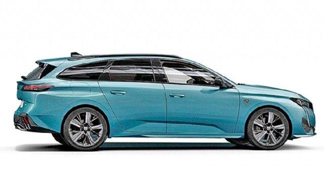 Peugeot'dan yeni 308 station wagon