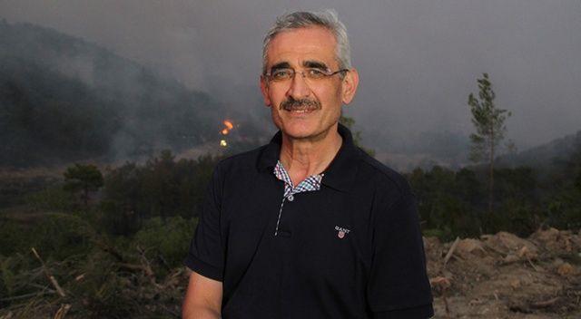 Profesörden çok önemli Manavgat yangını açıklaması