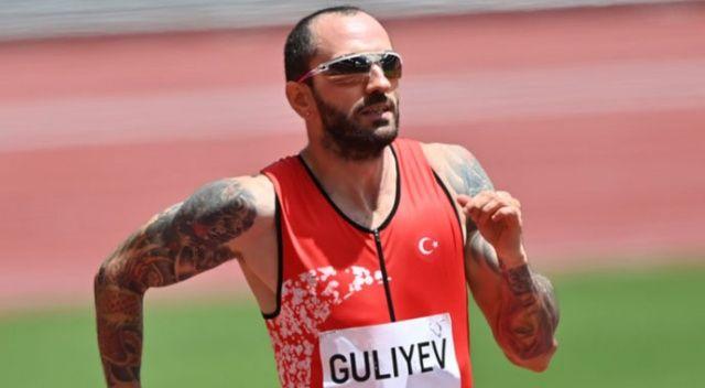 Ramil Guliyev Tokyo 2020'ye veda etti