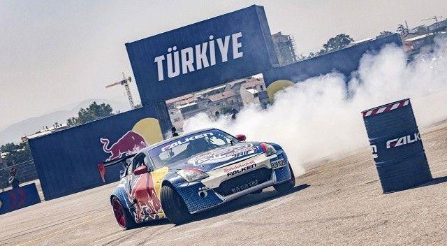 Red Bull Car Park Drift'te Berfu Tutumlu mutlu sona ulaştı