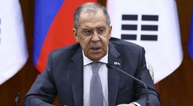 Rusya Dışişleri Bakanı Lavrov'dan Afganistan'daki taraflara çağrı