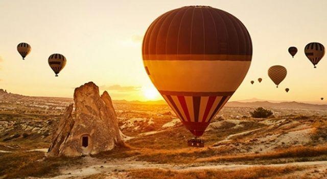Sıcak hava balonunda yerli üretim
