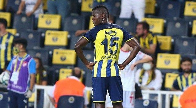 Fenerbahçeli Samatta, Antwerp yolunda