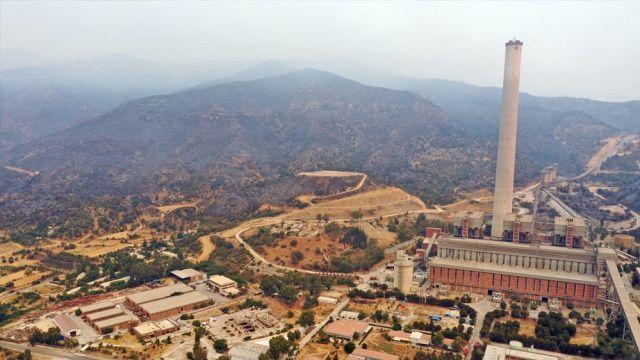 Termik santral 11 saatte kurtarıldı