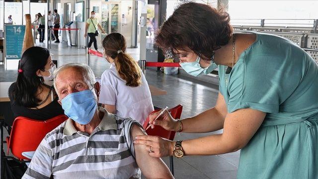 Türkiye'de uygulanan aşı miktarı 80 milyonu aştı