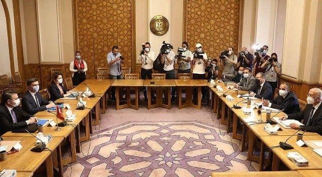 Türkiye ile Mısır siyasi istişarelerin ikinci turu 7-8 Eylül'de