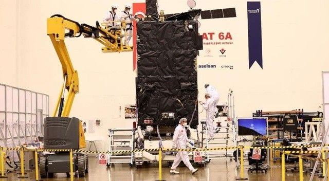 TUSAŞ yeni uydu ihracına hazırlanıyor