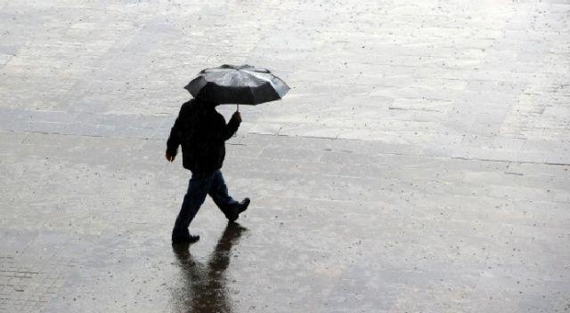 Van ve Hakkari için kuvvetli yağış uyarısı