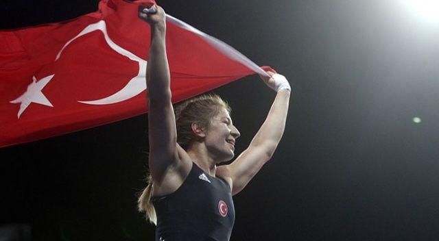 Yasemin Adar olimpiyat üçüncüsü