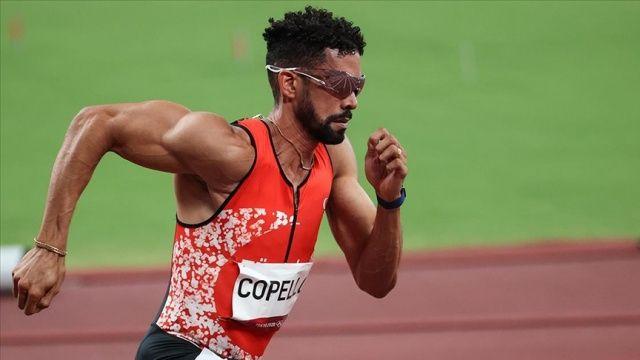 Yasmani Copello erkekler 400 metre engellide 6. oldu