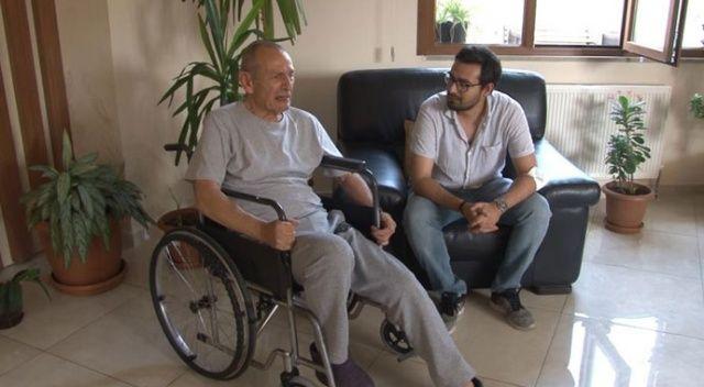 Yeşilçam'ın ünlü yönetmeninden 'Cüneyt Arkın' gözyaşları