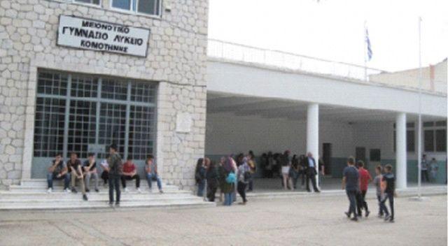 Yunanistan birer birer Türk okullarını kapatıyor