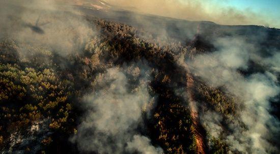 147 yangın kontrol altına alındı