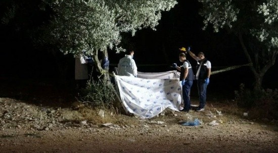 15 yaşındaki çocuk zeytinlikte ölü olarak bulundu