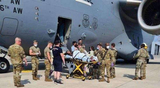 ABD, Afganistan'dan 116 bin 700 kişiyi tahliye etti