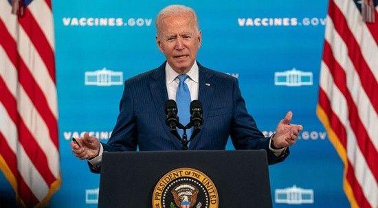 """ABD Başkanı Joe Biden: """"Aşı olmanın zamanı geldi"""""""