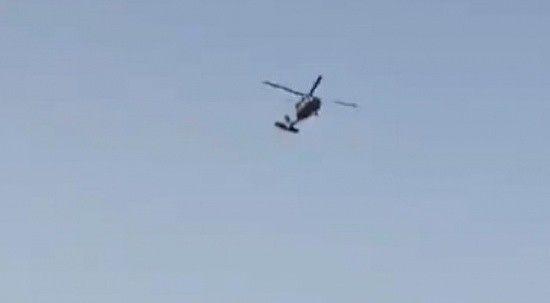 ABD'nin korktuğu oldu! Taliban Black Hawk helikopterini ilk kez uçurdu