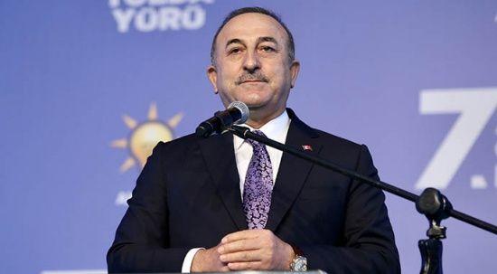 Bakan Çavuşoğlu: Başka ülkelerin yardımlarından incinmeyiz