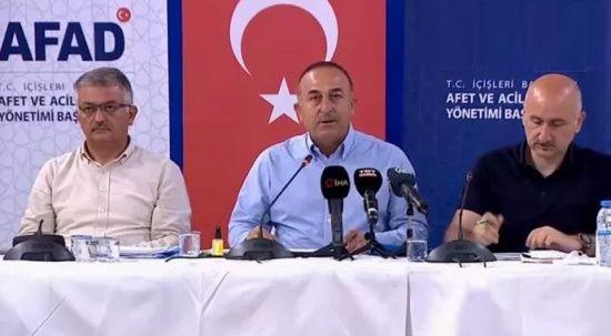 Bakan Çavuşoğlu, 'Düne göre daha iyi durumdayız'