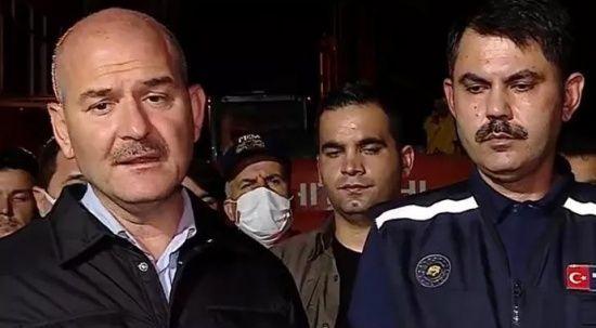 Bakan Soylu'dan Bozkurt açıklaması