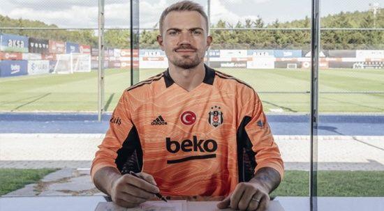 Beşiktaş Mert Günok transferini açıkladı