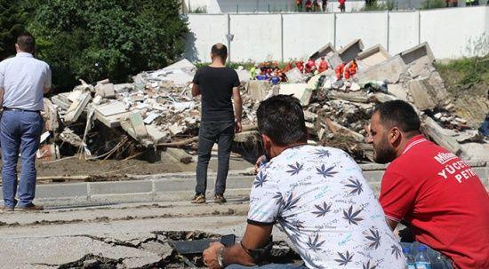 Bozkurt'ta yaşanan sel felaketinin ardından umutlu bekleyiş sürüyor