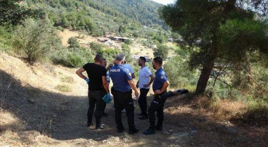 Bursa'da esrarengiz ölüm: Koyunlarını otlatırken ceset buldu